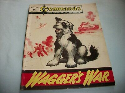 1977  Commando comic no. 1106