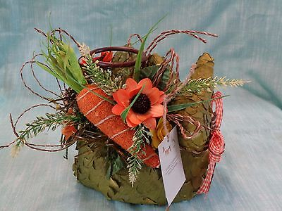 PIER 1 IMPORTS EASTER SPRING Garden Bunny Tealight Candle Holder NEW