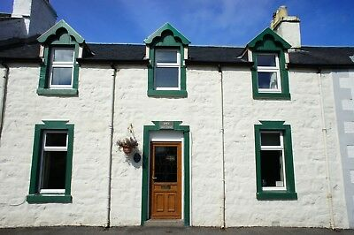 Holiday Cottage Tobermory Isle of Mull - Oct. weeks still available £400