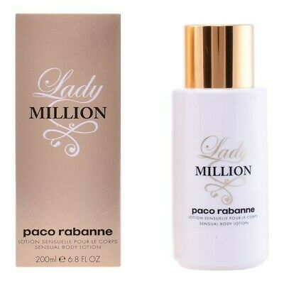 Body Lotion Lady Million Paco Rabanne (200 ml)