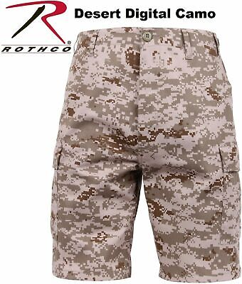 shorts navy blue bdu style cargo rip stop or poly cotton rothco 65209 65227