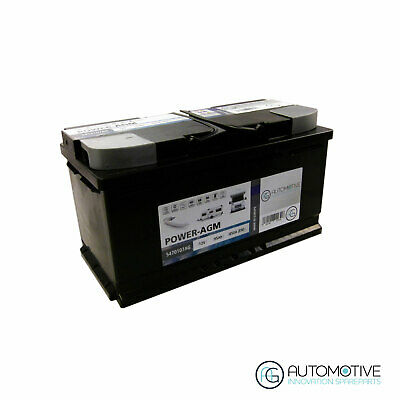 Batterie POWER-AGM Aufbaubatterie 95Ah 850A