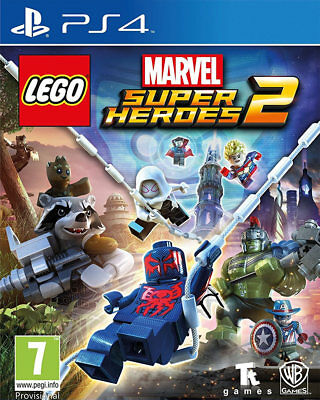 LEGO Marvel Superheroes 2 (PS4) BRAND NEW AND SEALED - QUICK DISPATCH - IN STOCK