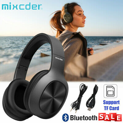 Mixcder HD901 Foldable Wireless Bluetooth 4.2 Headphones Over-Ear Stereo Headset
