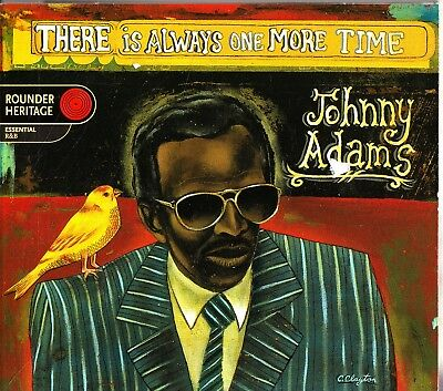 JOHNNY ADAMS- There Is Always One More Time CD (R&B Blues Jazz) Ruth Brown Duet