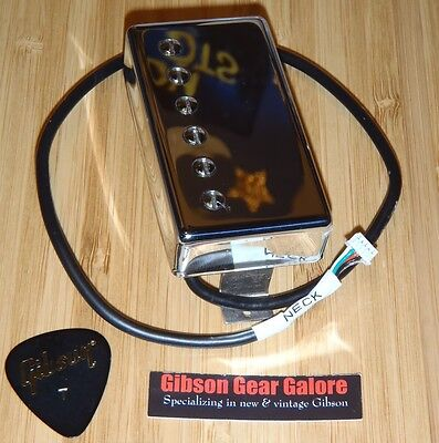 Gibson Les Paul Pickup Burstbucker Pro Chrome Neck Guitar Parts Humbucker HP SG