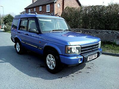 2003 Land Rover Discovery 2 2.5 Td5 S Turbo Diesel 7 Seat - Spares Or Repairs