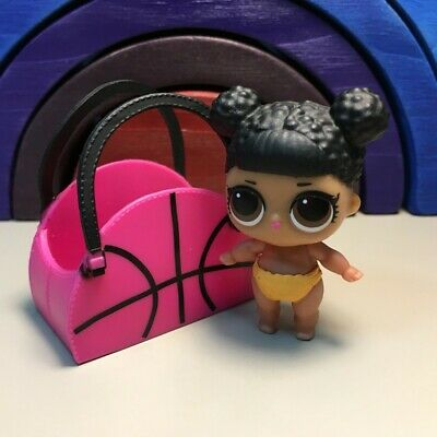 With bag LOL Surprise LiL Sisters MVP hoops CLUB SERIES 2 COLOR CHANGE doll GIFT