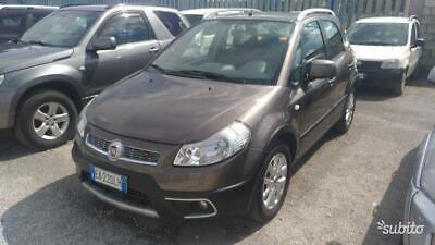 FIAT Sedici 2.0 MJT 4x2 Emotion
