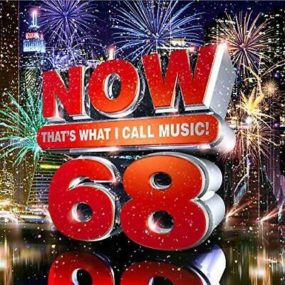 Now That's What I Call Music 68 Audio CD NEW
