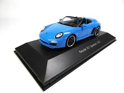 Porsche 911 Speedster 1993-1:43 collection 911 Diecast Miniatur Modellauto 020