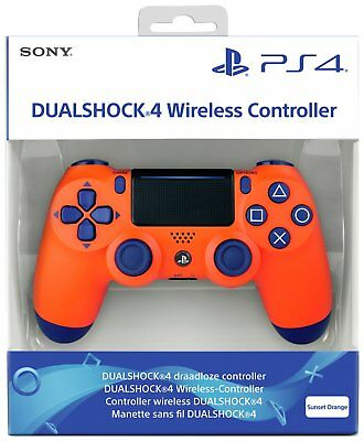Uk Official Sony Ps4 Dualshock 4 Wireless Controller - New & Sealed - Band Hot