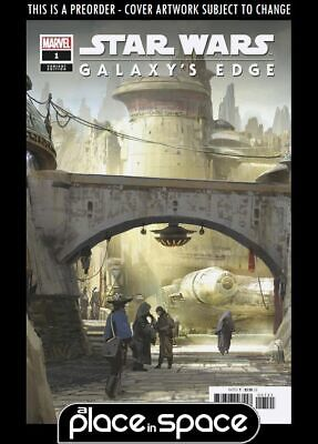 (Wk17) Star Wars: Galaxys Edge #1B - Attraction Variant - Preorder 24Th Apr