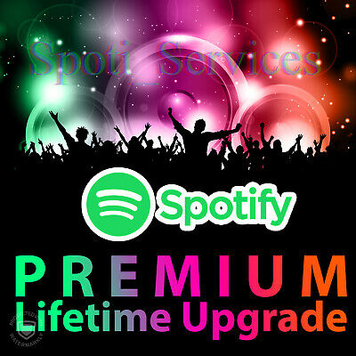 Spotify Premium LIFETIME | Upgrade your Personal Account | CHEAPEST