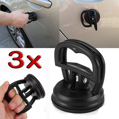 3PCS Car Body Dent Ding Remover Repair Puller Sucker Panel Suction Cup Tools Kit