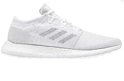 ca1f3bf1b ADIDAS PUREBOOST GO Men 11.5 White Grey ... Pure Boost