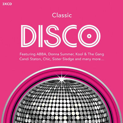 Classic Disco Classic Disco Cd New