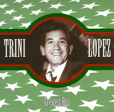 Trini Lopez : Greatest Hits CD Value Guaranteed from eBay's biggest seller!