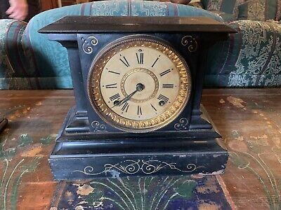 Antique Mantle Clock - Ansonia Clock Co. New York
