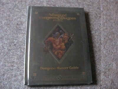 Advanced Dungeons&Dragons 2nd Edition   Dungeon Master Guide NEU / OVP  selten