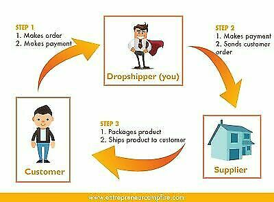 MAKE MONEY ONLINE DROP SHIPPING - Earn £1000/Month(instant delivery)
