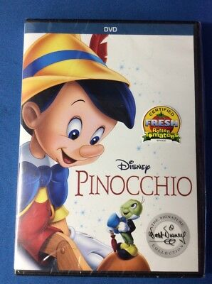 Pinocchio: Signature Collection (DVD) VG-1871-199-004