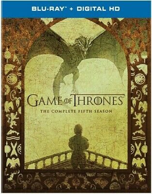 Game of Thrones: The Complete Fifth Season (Blu-ray/4-Disc) VG-1871-75-016,004