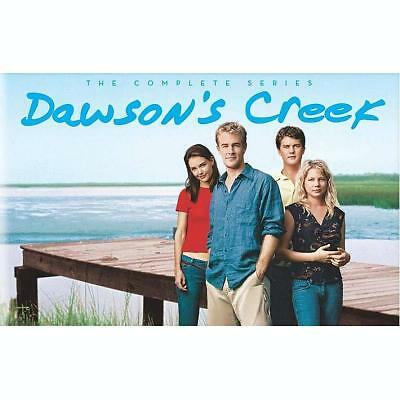 Dawsons Creek: The Complete Series (DVD, 2009, 24-Disc Set)-1795-125,126,127-016