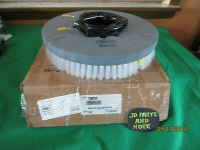 New Genuine Tennant 14 Inch Nylon Disk Scrub Brush Assy 1220238 Models Below