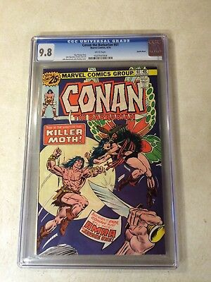 Savage Tales #2 Cgc 8.5 Red Nails Adaptation Begins Conan King Kull White Pages Bronze Age (1970-83) Comics