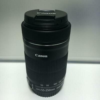 Telephoto Lens Canon Ef-S 55-250Mm F4-5.6 Is Stm