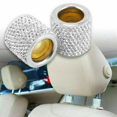 Accessories 4pcs Crystal Car Tire Valve Caps Diamond Shining Car Accessories For Women Bling Car Charms