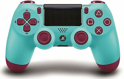 Brand New Dualshock Wireless Controller for Sony playstation 4 Berry BLUE. New!!