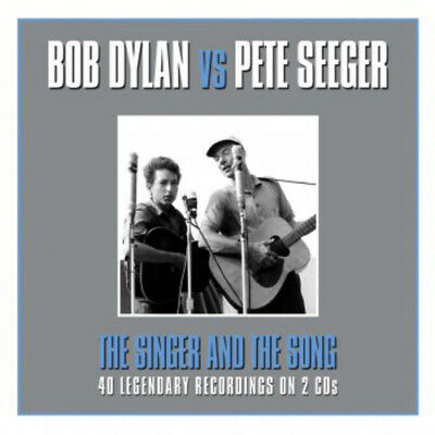 Bob Dylan : The Singer and the Song CD (2014)