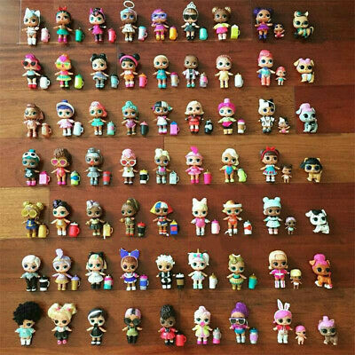 1000 styles LOL Surprise Doll Punk Boi Boy Unicorm GLITTER QUEEN toys Collect UK