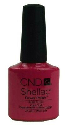 CND Shellac UV Gel Power Polish Brand 14+ Day Nail Colour 7.3ml Assorted