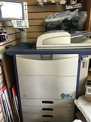 Toshiba e-Studio 6540c A3 Printer/Scanner Colour Copier low meter reading *Used