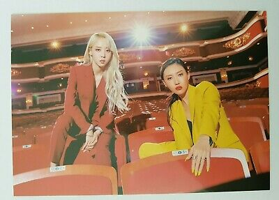 MOONBYUL PHOTOCARD FROM Mamamoo Pink Funky album - £74 00 | PicClick UK