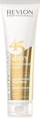 Revlon Professional Revlonissimo 45 Days Total Color Care Golden Blondes 275 ml