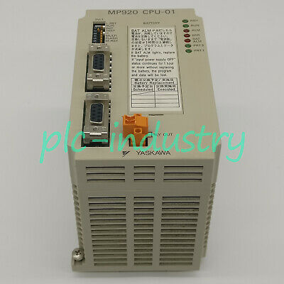 Yaskawa Used JEPMC-CP200 Controller MP920 CPU-01 Tested In Good Condition &PI