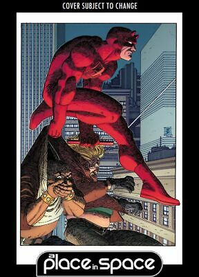 Daredevil, Vol. 6 #4B (1:50) Romita Jr Hidden Gem Variant (Wk16)