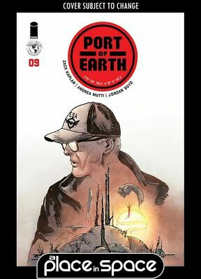 Port Of Earth #9A (Wk16)