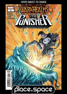 War Of The Realms: Punisher #1A (Wk16)