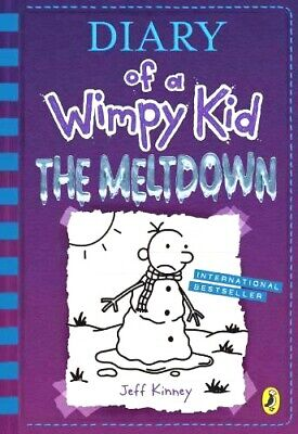 The Meltdown Diary of a Wimpy Kid Book13 NEW 2019 - [PDF] delivery via @Mail