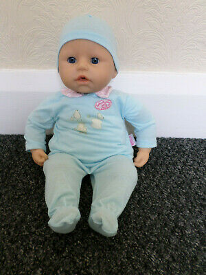 BABY ANNABELL BROTHER 14in ZAPF BABY DOLL