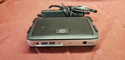 DELL WYSE 5030 PCOIP ZeroClient 04NH9X 4NH9X w/ AC Adapter #2233