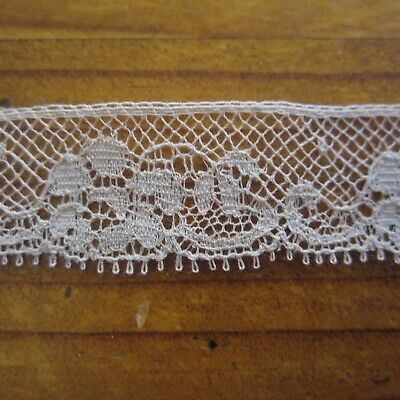 Lace French Heirloom 200cm 19mm Vintage Antique Cotton Dolls Sewing 1930s 1940s