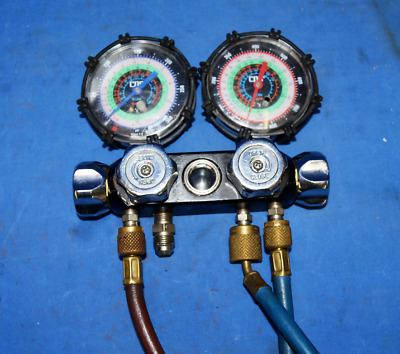 CPS Products MV4H4P5Z Blackmax Vortech 4 Valve Manifold Good Condition USED