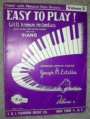 138 EASY TO Play Melodies for Accordion Sheet Music Chords Folk