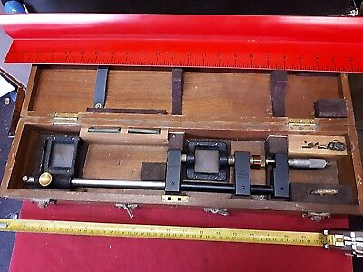 Vintage Moore & Wright Bar Parallax Type PD2 Military Arrow From JMG & Sons Ltd